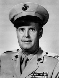 Col. Wallace M. Nelson, founder of Combat Camer for the USMC.